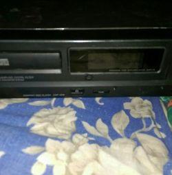 Συσκευή αναπαραγωγής CD