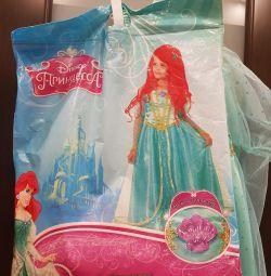 Costum de carnaval Ariel