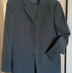 Erkek takım elbise (ceket ve pantolon)
