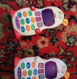 Τιμή ψαρέματος τηλεφώνου