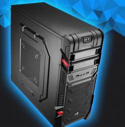 Gaming Computer GTX 1050, procesor cu 4 nuclee