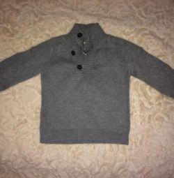 Sweater Tricotaje Zara (3-4g)