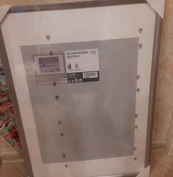 Cadru Ikea silverhojden 50 × 70 nou