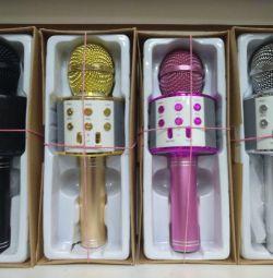 Мікрофон для караоке
