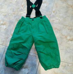 Pantaloni de iarnă 86-92 C&A