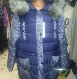 Winter women's jacket