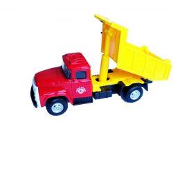 Machine ZIL dump truck (metal)