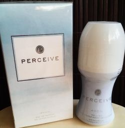 Perceive 50ml set