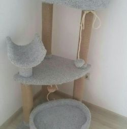 Complex for cats with kittens