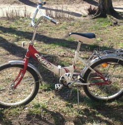 Genç bisiklet