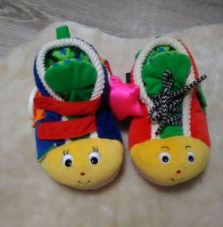 K's Kids «Pantofi de instruire» Dezvoltarea jucăriilor