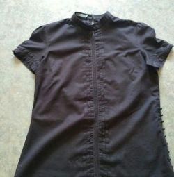 Bluz ayrılmış l boyutu