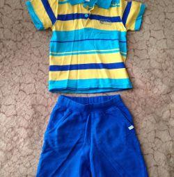 Costume vara băiatului