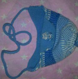 Καπέλο από τη γέννηση