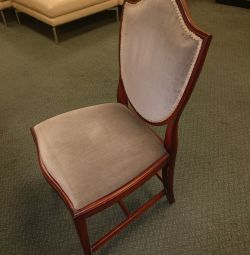 Beresford & Hicks scaun de lux de mahon de lux -