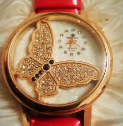 🦋 Ρολόι χειρός 🦋