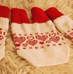 Γάντια γάντια για τους εραστές