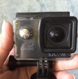 Action Camera SJ4000 with WiFi