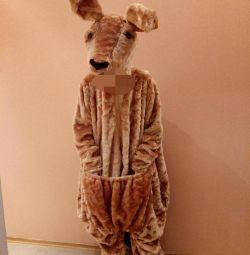 Animator costume Growth doll Kangaroo