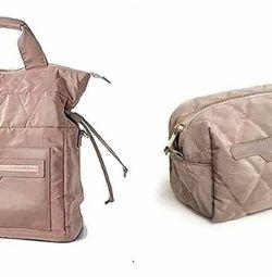Τσάντα και καλλυντικά τσάντα
