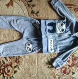 Track suit for girl