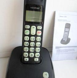 Telefon fără fir Selectați 1500.
