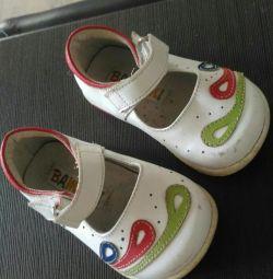 Papuci cu vârf închis Bambini