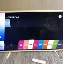 Телевізор LG 43UH619V webOs 4K smart