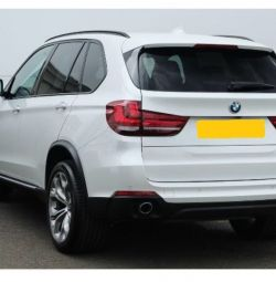 BMW X5 X sürücüsü