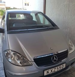 Clasa Mercedes Benz A