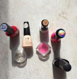 gel polishes new