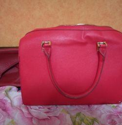 Τσάντα και συμπλέκτη