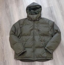 Down jacket Tom Tailor (Germany)