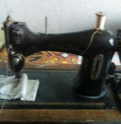 Ράψιμο μηχανή MINERVA εργασίας