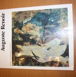 Album cu ilustrații AUGUSTE RENOIRE