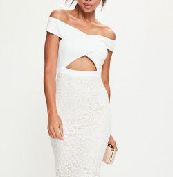 Коктейльное платье Missguided новое, размер L