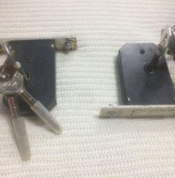 New door locks