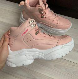 Sigma spor ayakkabı yeni