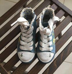 Sonraki spor ayakkabılar