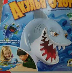 Гра акули полювання
