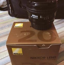 Obiectiv Nikon 20mm 2.8