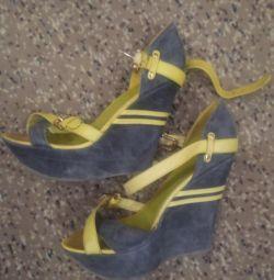 Hakiki deri ayakkabı