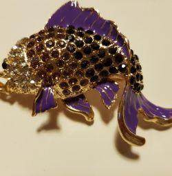 Ψάρια με μπρελόκ