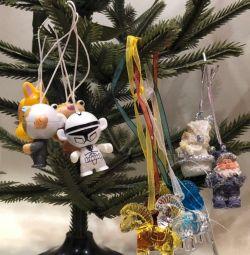 Μίνι Χριστουγεννιάτικα δέντρα
