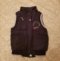 Used vest