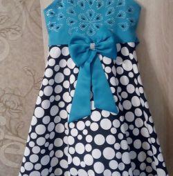 Φόρεμα για 5-6 χρόνια