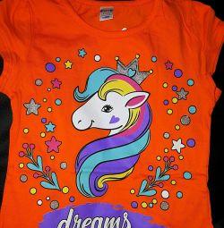 T-shirts unicorns