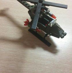 Montaj elicopter de proiectant