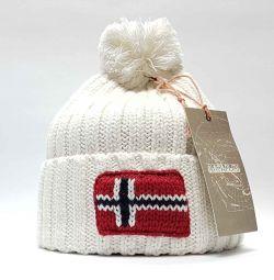 Hat Napapijri (white)