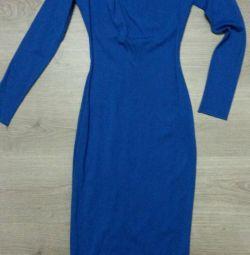 Платье шикарное,обтягивающее 44 р-р